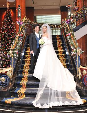 星野様の結婚式の様子